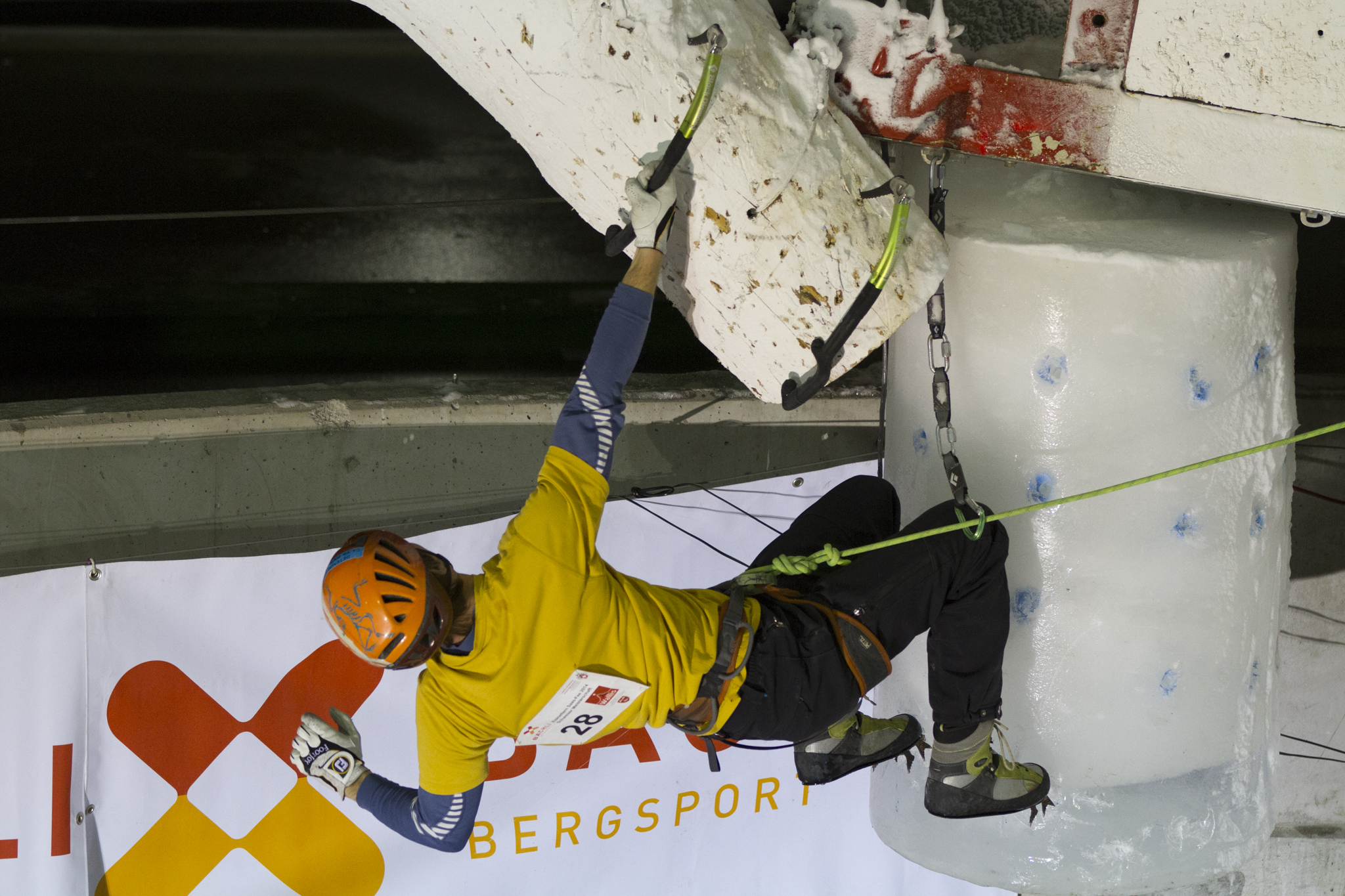 Ice Climbing Worldcup 2019